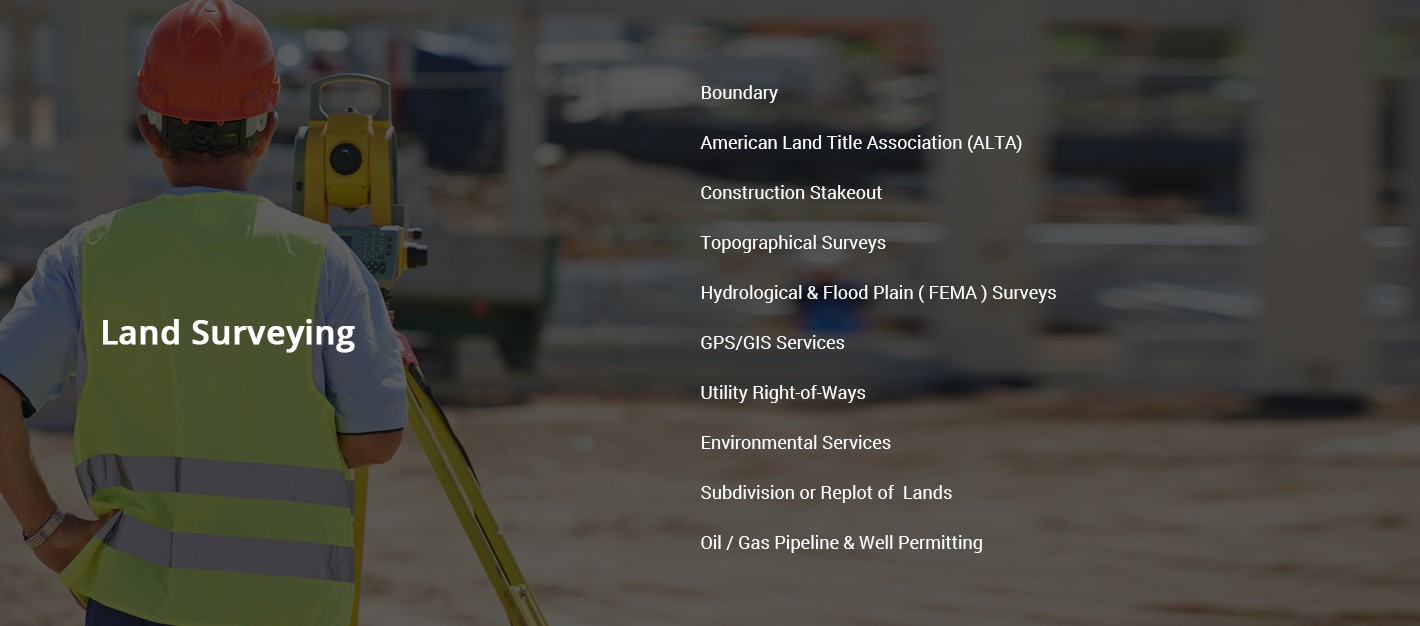 banner landsurveying